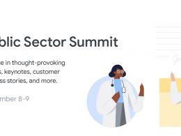 Google Cloud - Public Sector Summit