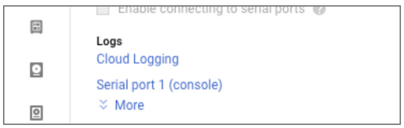 Google Cloud | Cloud Logging Logs