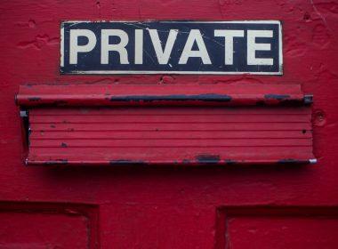 Private Signage
