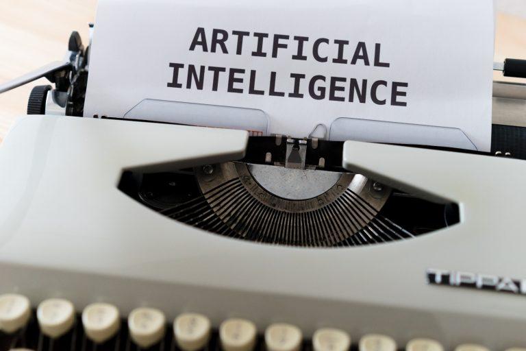 Typewriter - Artificial Intelligence