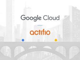 Google Cloud | Actifio