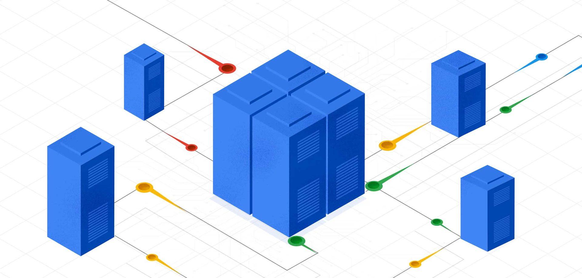 Google Cloud   Storage and Data Transfer   Servers