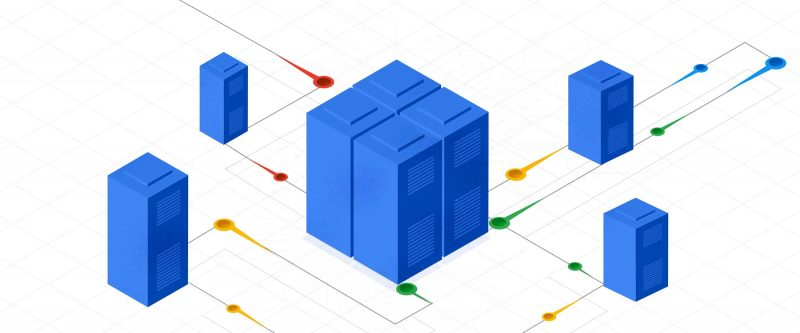 Google Cloud | Storage and Data Transfer | Servers
