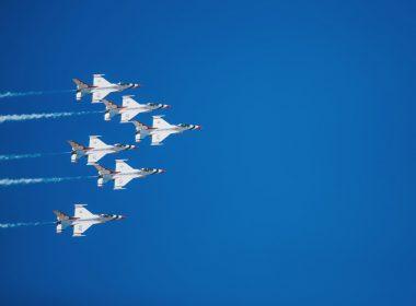 Air Force   Thunderbirds   Air Show