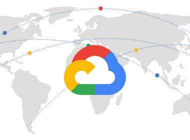 Google Cloud | World Map