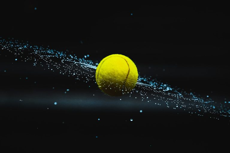 Tennis Ball | Spin | Sports