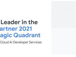 Google Cloud | 2021 Gartner Magic Quadrant