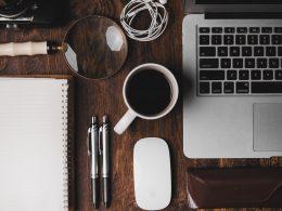 Coffee | Laptop | Notebook | Work