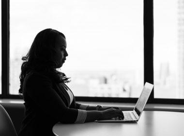 Women | Tech | Laptop