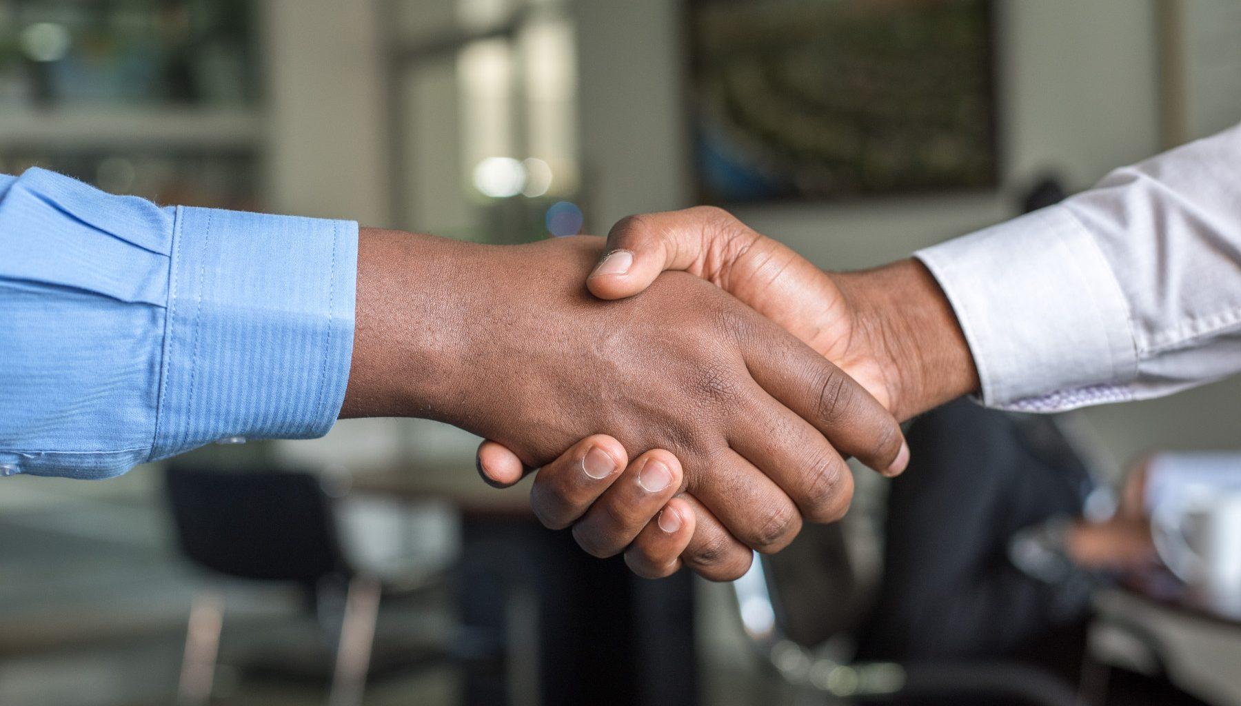 Shake Hands | Partnership