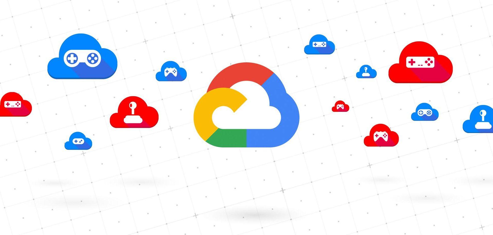 Google Cloud   Gaming