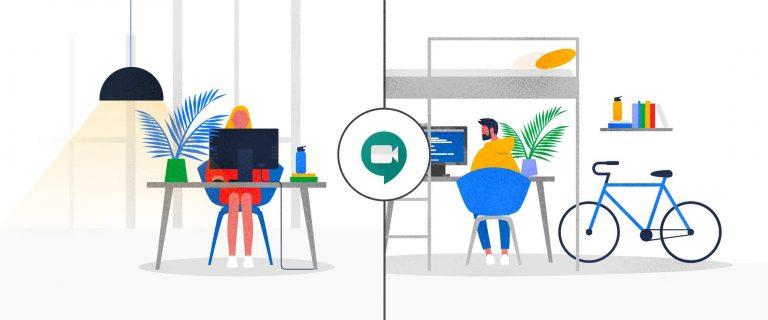 Google Cloud   Google Meet